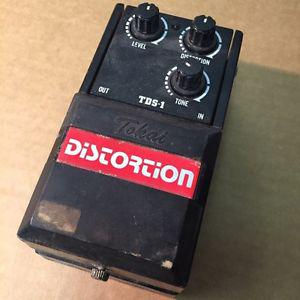 Tokai Distortion Pedal (made in Japan early 80's)