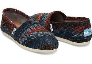 Toms Vegan Women Size 8.5 Brand New in Box