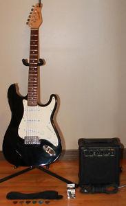 Various Electric Guitars