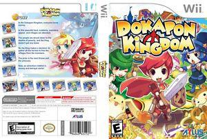 Wanted: Looking for Dokapon Kingdom - WII Game