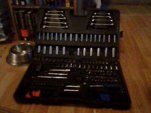 184 mastercraft socket set