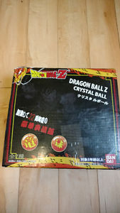 7 piece crystal Dragonball set