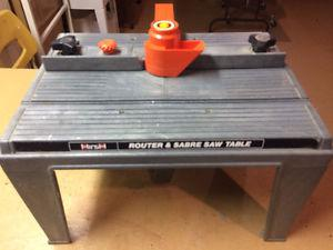 Black and Decker Router