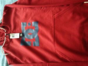 Brand new Men's DC hoodie