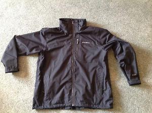 EDDIE BAUER...jacket...new size XL