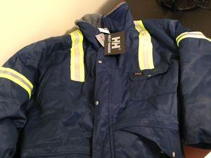 Helly Hansen Insulated Work Jacket and Pants 3XL