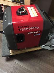 Honda EUis generator for sale