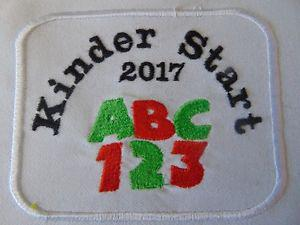 Kinder Start Badges