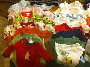 Large lot boys clothes 9-12mths REDUCED!!
