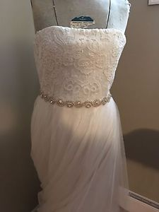 Lulus wedding dress SOLD PPU