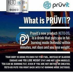 PRUVIT Keto OS LOSE FAT BETTER ENERGY FOCUS, SLEEP more