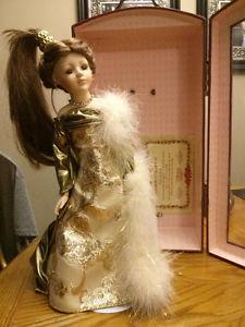 Porcelain doll: collectors Choice