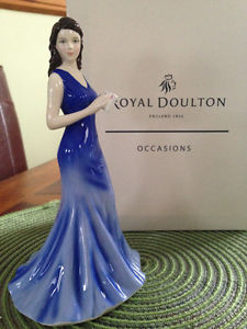 """Royal Doulton Occasions """"To Someone Special"""" Figurine HN"""
