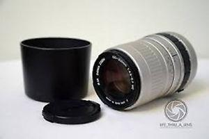 Sigma 100mm-300mm lens for canon dslr in great condition