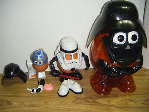 Star Wars Mr Potato Head for sale