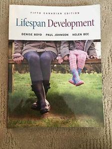 University of Regina Textbook - Lifespan Development