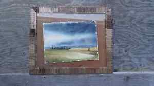 Vaughn Butland Watercolor's