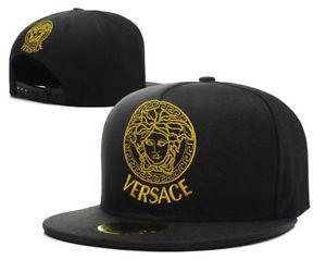 Versace Medusa Caps (many available)
