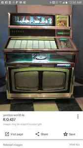 Wanted: Wanted: Looking for Rockola 437 Ultra jukebox