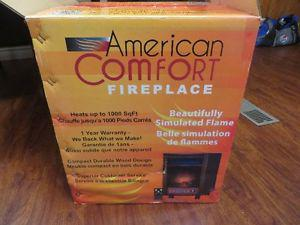 American Comfort Fireplace