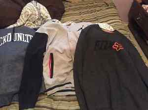 Brand name sweaters
