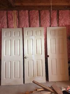 INTERIOR DOORS AND BI-FOLDS