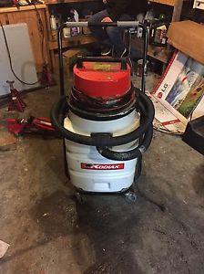Kodiak industrial vacuum