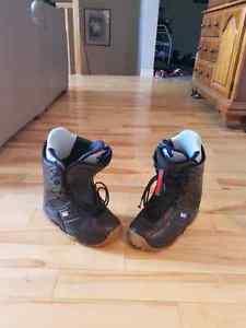 Men's size 8 northwave snowboard boots