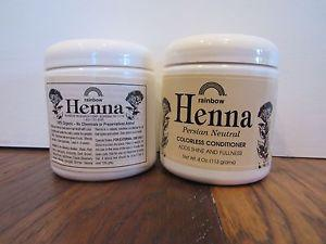 Neutral Henna