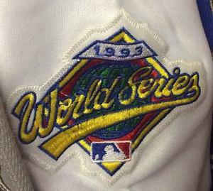 Toronto Bluejays Roberto Alomar  World Series Jersey!