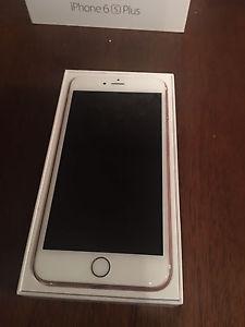 iPhone 6s Plus Rose Gold - 64 GB & Unlocked