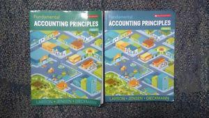 Books from CAM course Intro to Managerial Accounting thru U