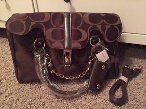 Brand New Never been used COACH purse - large