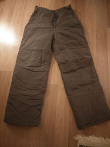 Brand New Snow Pants Size  for boys/girls