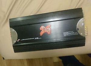 Brand new!  Watt amp xtreme audio