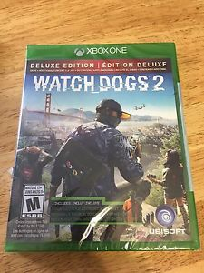 Brand new unopened watch dogs 2 for xbox one $50 obo