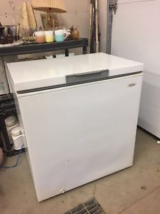 Danby freezer in used condition