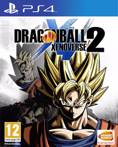 Dragon Ball Z Xenoverse 2 for PS4 - New and Sealed