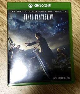 Final Fantasy XV for $60 or Best Offer