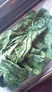 Green ring sling