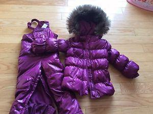"""Habit de neige """"Baby Gap"""" snow suit"""