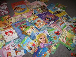 Lot of 40 childrens books