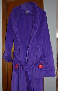 Pretty and cozy bath robe