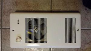 Stelpro wall mounted heater