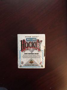 Upper Deck Hockey High Number Series