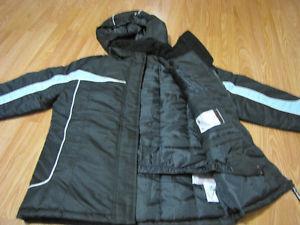 brand new girls winter jacket