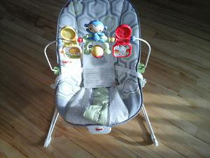 fisher price baby bouncer only used 2 weeks over christmas