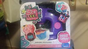 Brand new Kids toy sew machine