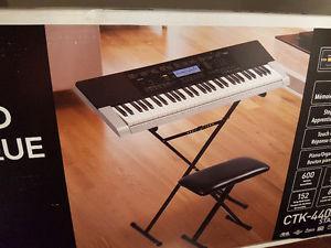 Casio Piano CTK  - New In Box