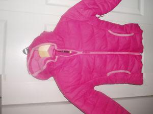 For sale girls jacket - size 5. brand new. no pets, no sm